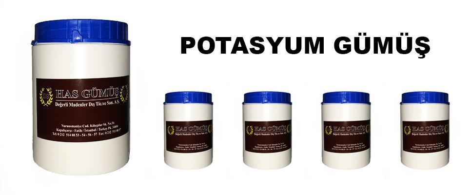 Potasyum Gümüş